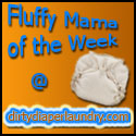 Fluffy Mama of the Week- Kim from GADBaby
