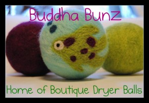 Buddha Bunz Dryer Balls- Giveaway Closed