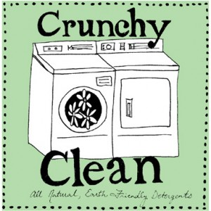 Crunchy Clean Cloth Diaper Detergent Review and Giveaway! *giveaway closed*