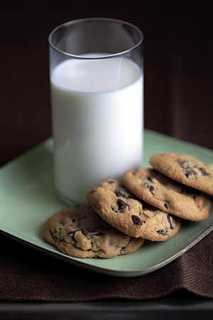 food_cookies&milk