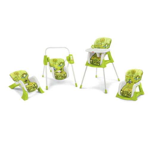 Toddler chair dirty diaper laundry for Chaise haute fisher price