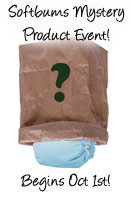 Softbums Mystery Diaper Reveal Happens Today at 1 PM EST!