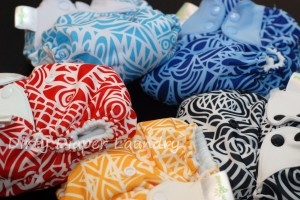 Christmas in October for Cloth Diaper Print Lovers!