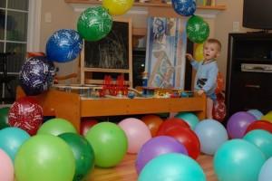 Wordless Wednesday: Birthdays and Smiles!