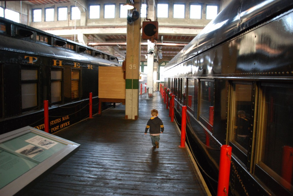 Wordless Wednesday: North Carolina Transportation Museum