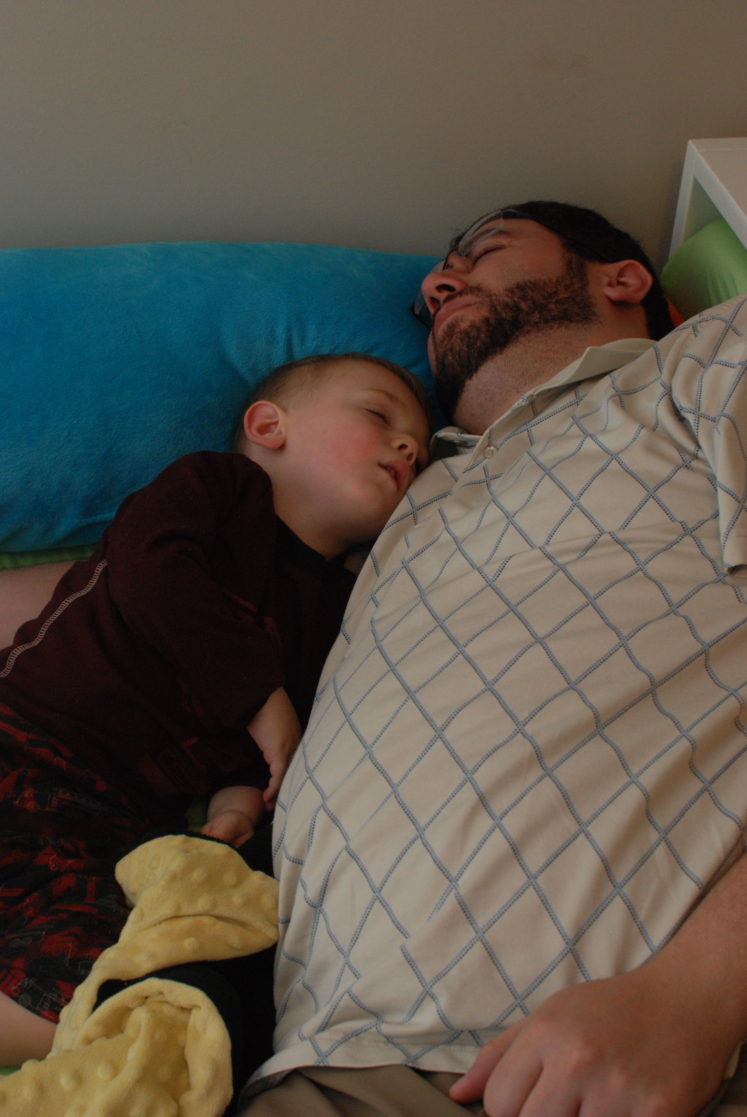 How I Got My Toddler to Fall Asleep Alone – Dirty Diaper ...