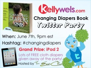 Join me at two HOT Parties: #ChangingDiapers and Printalicious by AppleCheeks