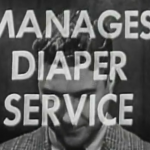 What's My Line- Hilarious Vintage TV Clip about Cloth Diapers