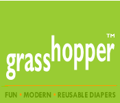 Grasshopper Diapers Quick Dry Bamboo AIO Giveaway (9/19)