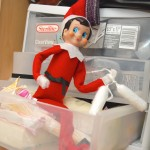 Elf on the Shelf Ideas: Week 2