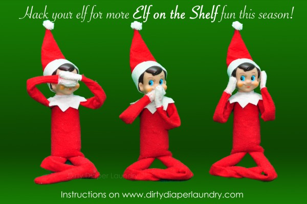 Make your Elf Bendable!