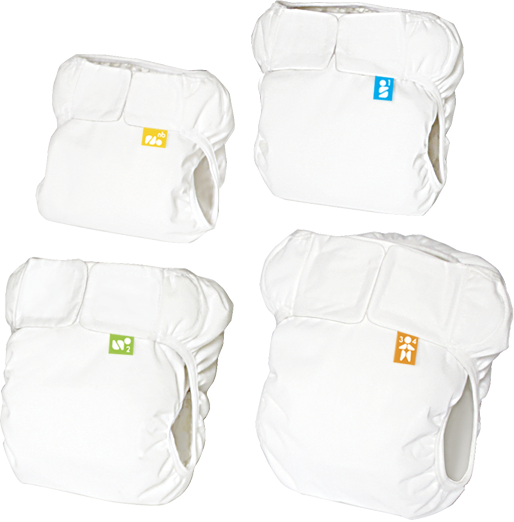 the mabu baby eco diaper system is a cloth diaper that was recntly
