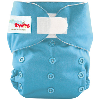 Ones&Twos Cloth Diaper review