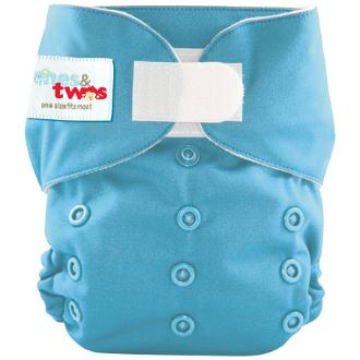 Ones&Twos Cloth Diaper review