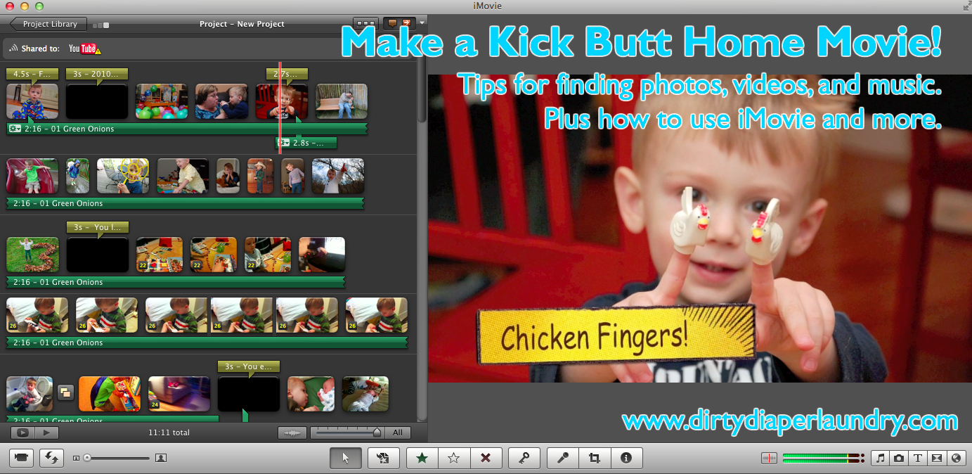 Make A Kick Butt Home Movie Tips On Content Music And Editing