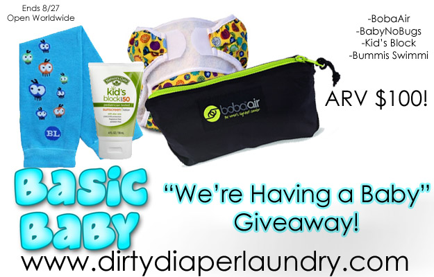 basic baby giveaway