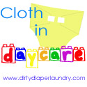 Convincing Your Childcare Provider to Use Cloth Diapers