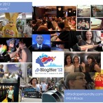 What BlogHer '12 Really Looked Like: Crowds, Sights, Parties, and Friends