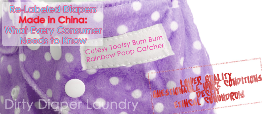 Cloth Diapers Made in China: What Every Consumer Needs to Know