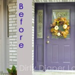 I like my front doors like I like my movies… The Color Purple