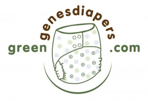 Green Genes Diapers Hybrid Fitted Giveaway {12/4}