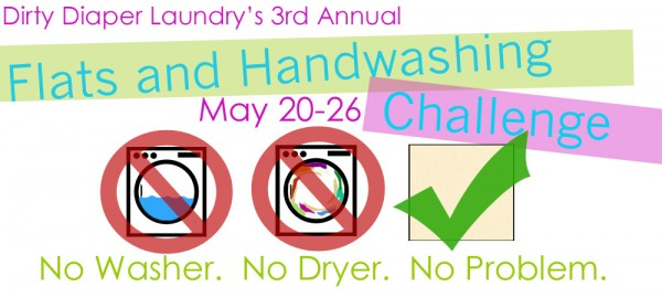 3rd Annual Flats and Handwashing Challenge May 20-26