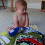"Guest Post: ""Lazy"" Cloth Diaper Convert"