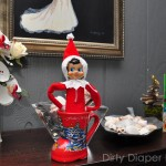 7 Elf on the Shelf Ideas- Week 2