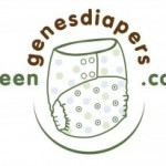 Green Genes Diapers One Size Hybrid Fitted Video and Review