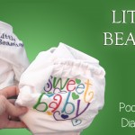 Little Beasties Creations One Size Pocket Video and Review