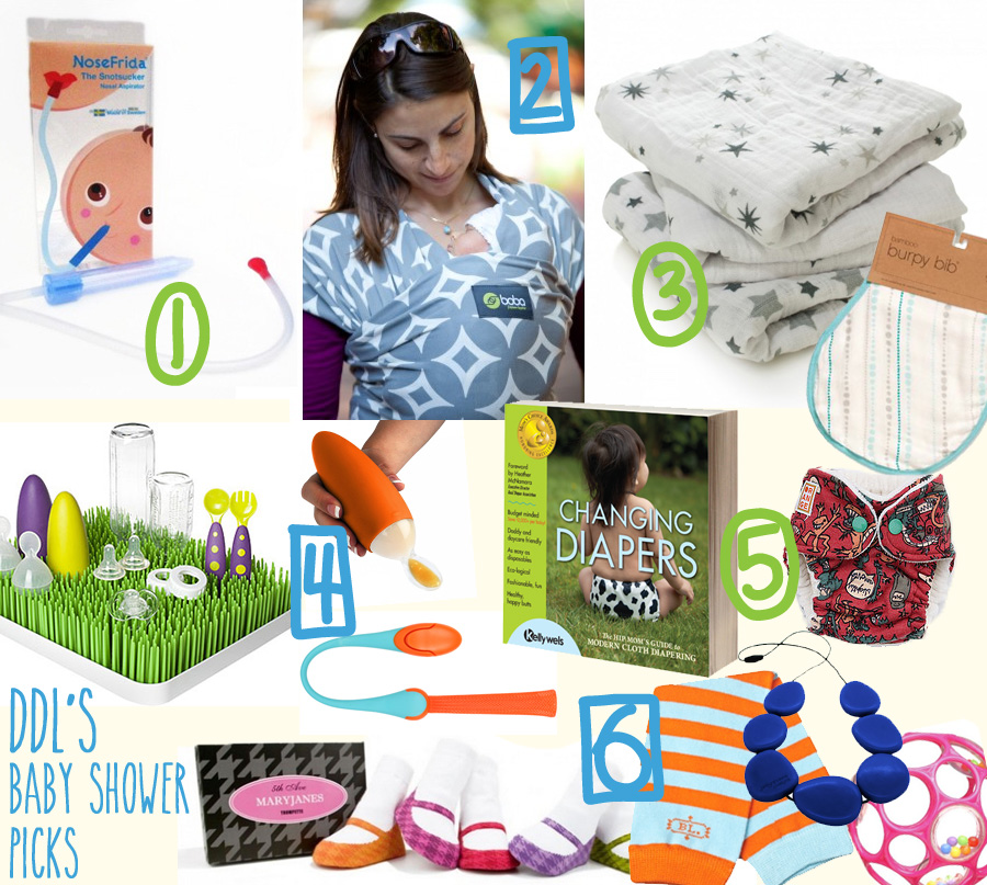 Rock Star Baby Shower Gift Ideas