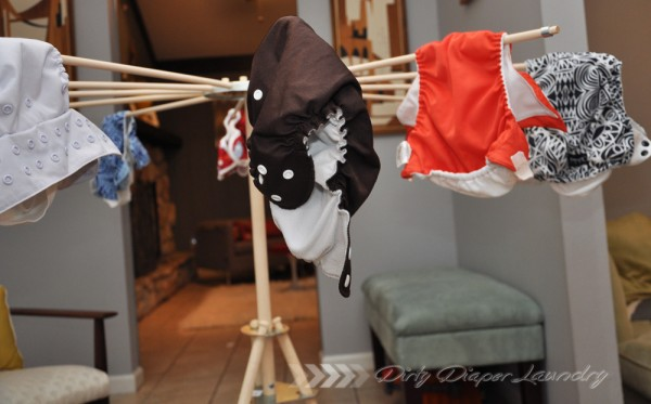 Best drying rack for cloth diapers