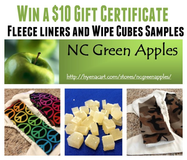 NC Green Apples WAHM Goodies {Giveaway}