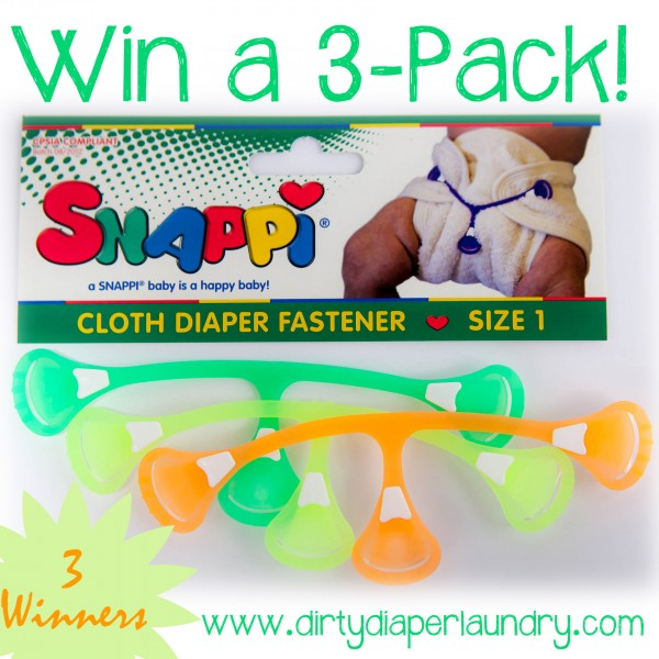 Snappi Giveaway