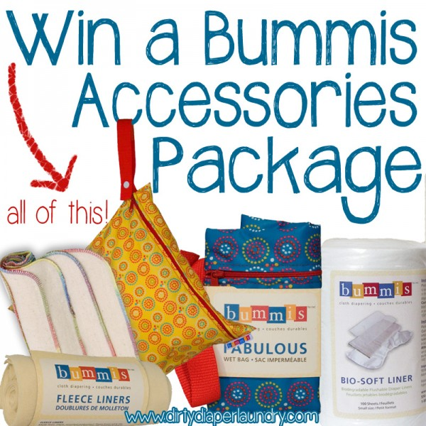 Bummis Accessories Package {Giveaway}