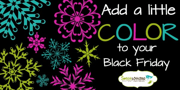 Black Friday Sales 2013- It's THE List!  Find the best cloth diaper deals!