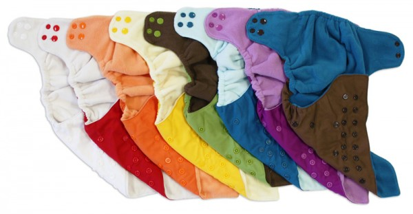 Nicki's Diapers Giveaway!  Win a Bamboo AIO and OS Pocket Diaper.  {11/15}