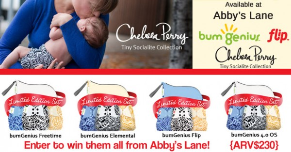 Can't Miss Giveaway from Abby's Lane- Four 3 Packs of Tiny Socialite Limited Edition Set {ARV $230}