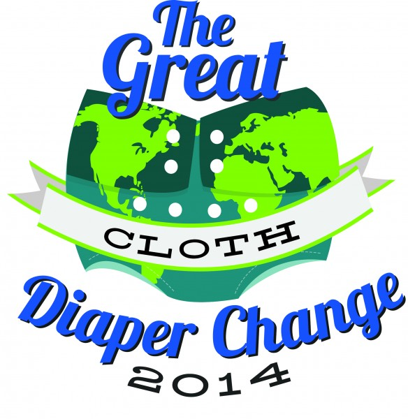 The Great Cloth Diaper Change is April 26!  And I'm Co-Hosting in FL!