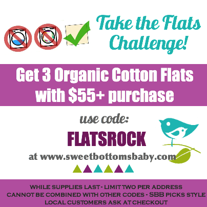 Sweetbottoms Free Flats Ad