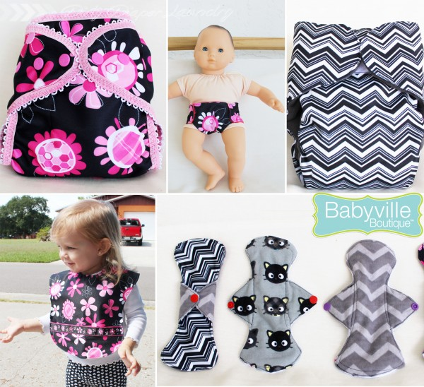 Babyville Boutique's Newest Line-Up- First Look! {and Giveaway}