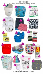 Baby Shower Gift Ideas for Everyone {Fluffin' Awesome Gifts}