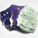 Harmony Fitteds from Tiny Tunas Diaper Review