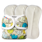 Bummis Duo-Brite All in Two Diaper Review