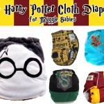 10 Harry Potter Cloth Diapers for Muggle Babies