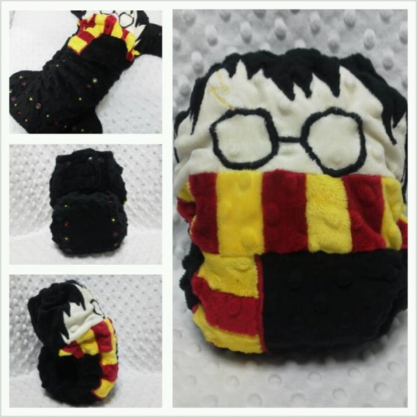 Harry Potter with Scarf Smellephant Diaper