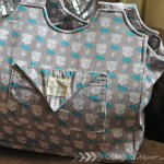 My Chickadee Diaper Bag for Cloth Diapers {Review and Giveaway}