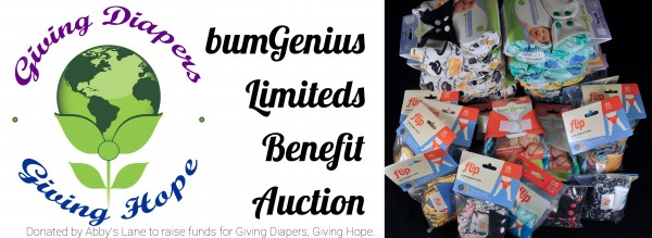 Score a HTF bumGenius Print and Support a Great Cause!
