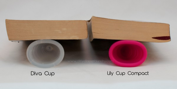 Lily Cup Compact Firmness test