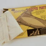 Playtex Dryper- World's First Hybrid Diaper 1950's